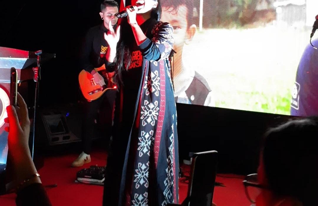 Sembari Reuni, Kikan Buka Rakornas dengan Nyanyikan Damai itu Indonesia