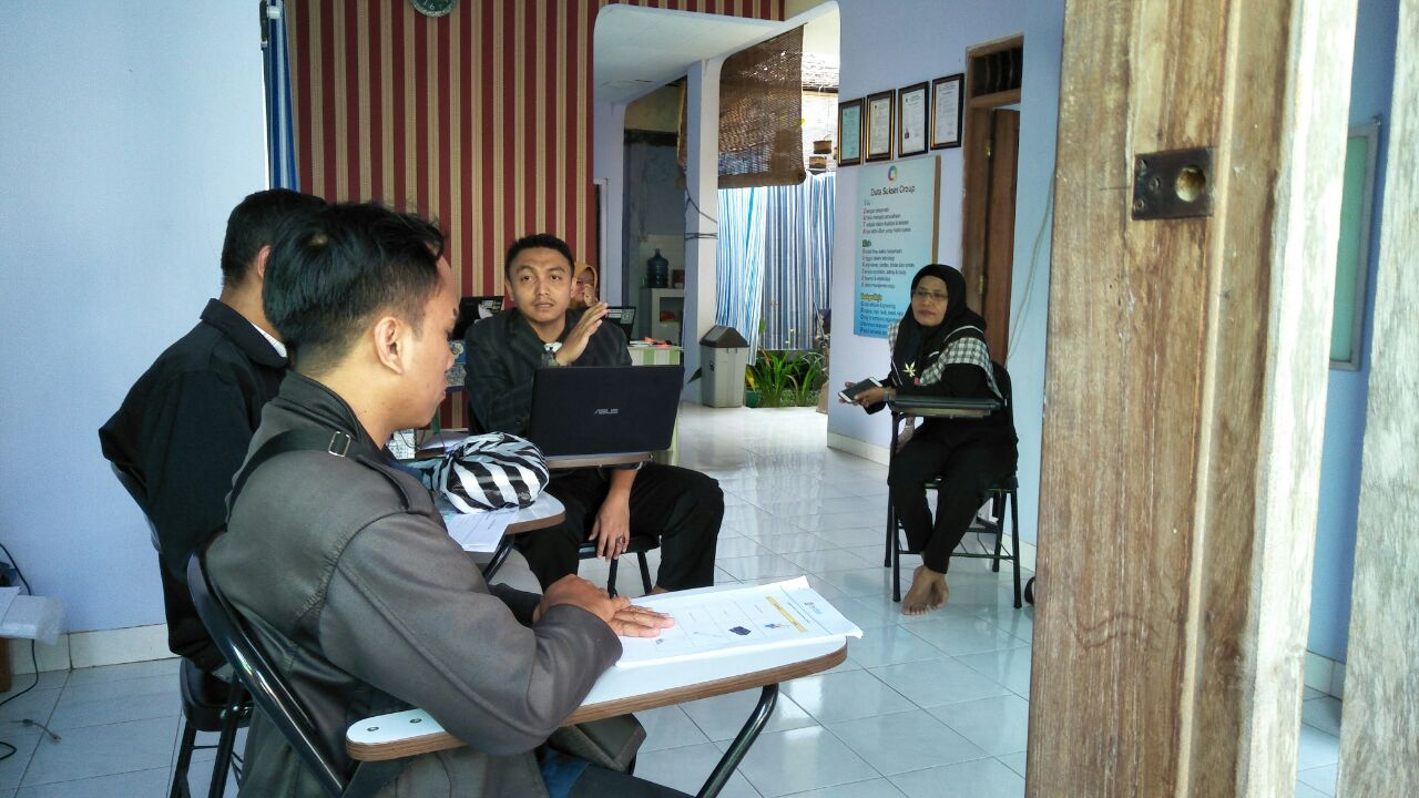 training quality control cleaning service bnsp