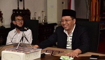 Diskusi dengan UI, Gubernur Paparkan Potensi KEK Mandalika