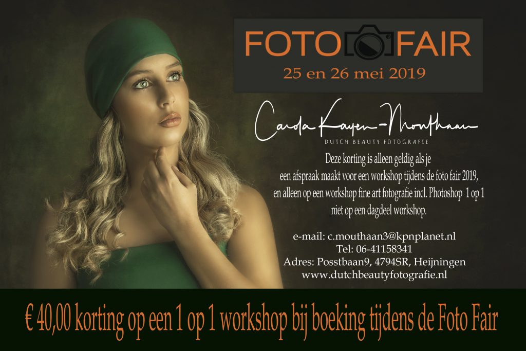 Carola KayenMouthaan Dutch Beauty Fotografie  For all your photos with personal attention