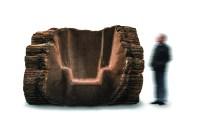 The Tree Trunk Chair - Dutch Design Daily