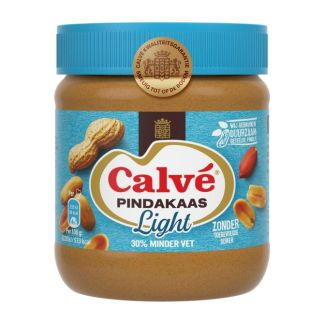 Calvé Pindakaas light