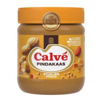Calvé Pindakaas stukjes pinda