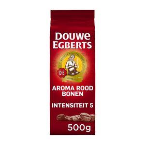 Douwe Egberts Aroma rood koffiebonen 500 gram
