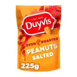 Duyvis Oven roasted pinda's original