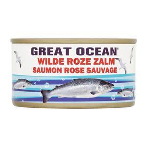 Great Ocean Roze zalm