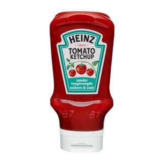 Heinz Tomato ketchup zonder suiker en zout