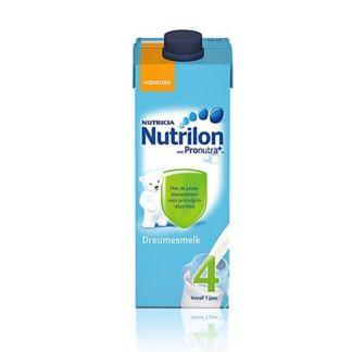 Nutrilon groeimelk 4