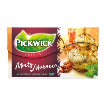 Pickwick Spices minty morocco kruidenthee