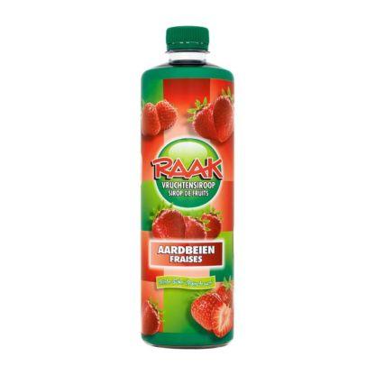 Raak Vruchtensiroop aardbei