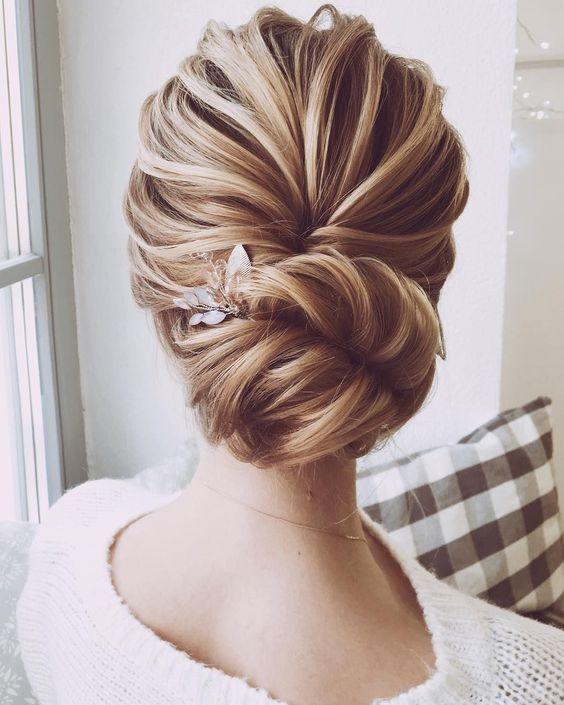 De perfecte hairdo's voor een bruiloft updo 2
