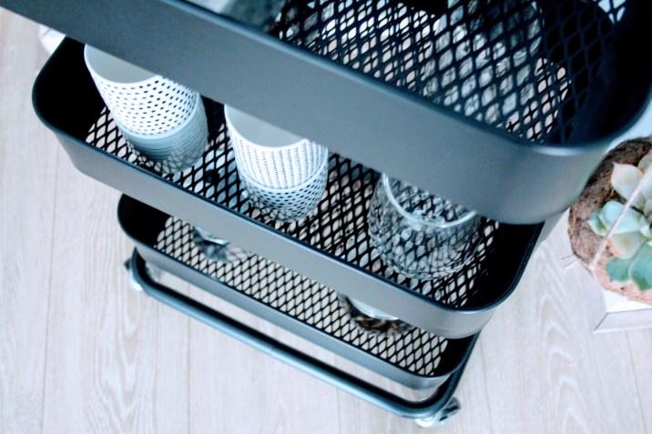 Raskog IKEA bar cart 5