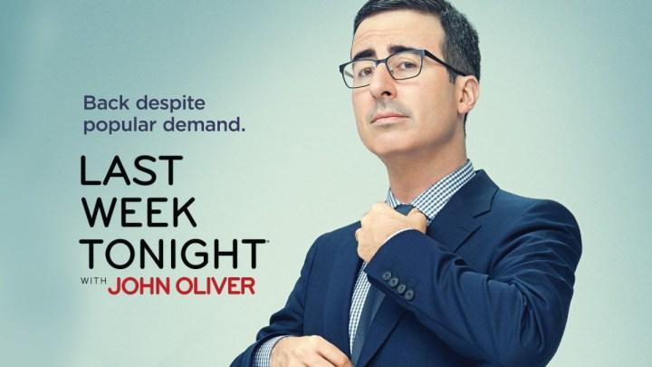 John Oliver   Last Week Tonight