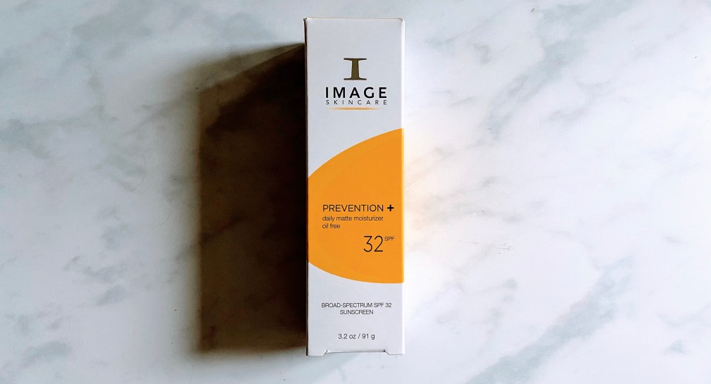 Image Skincare Prevention+ Daily Matte Moisturizer Oil-Free