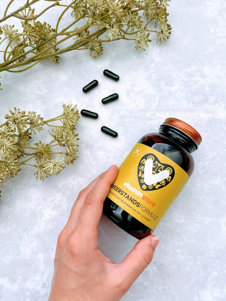 De Weerstandsformule van de Vitaminstore