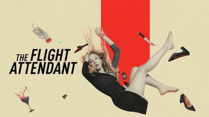 De super spannende serie The Flight Attendant