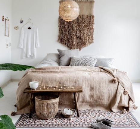 Pompom blankets