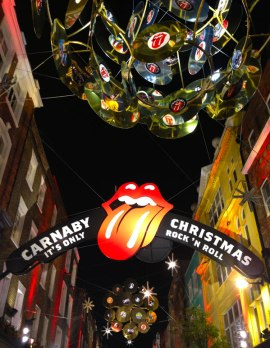 Carnaby Street decorations