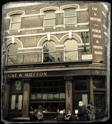 pub Cat and Mutton