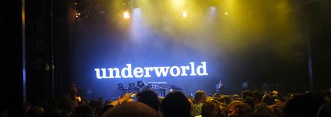 Concert Review: Underworld Live at STRP Biennal 2015, Eindhoven