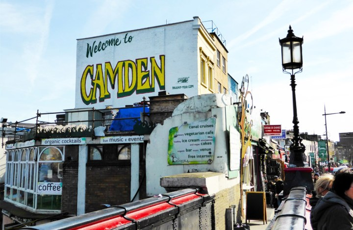 In Search of New Street Art with Camden Street Art Tour