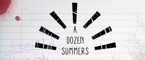 """Interview with Kenton Hall, Director of British Indie Film """"A Dozen Summers"""""""