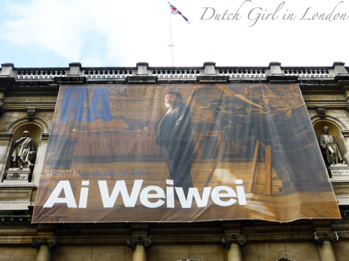 Exhibition: Ai Weiwei at the Royal Academy of Arts