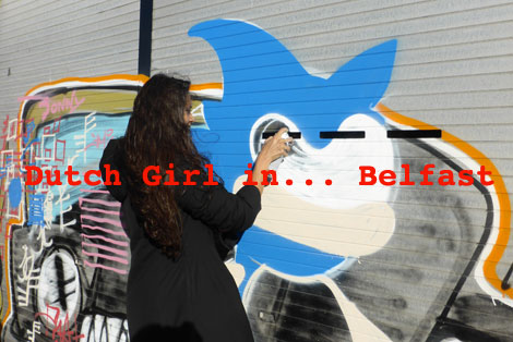 Dutch Girl in… Belfast
