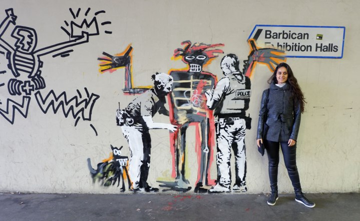 From Graffiti to Celebrity: Jean-Michel Basquiat