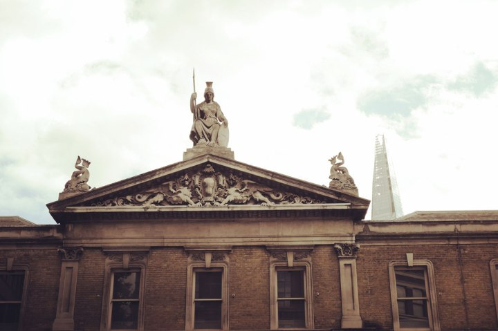 London's Hidden History Old Billingsgate Market