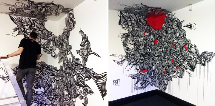 Street art bloggers you should follow // Dutch Girl in London