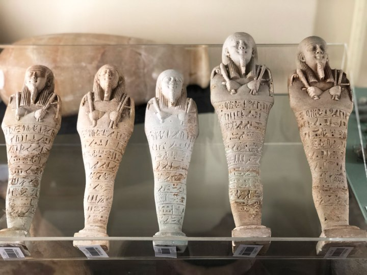 Petrie Museum of Egyptian Archaeology London