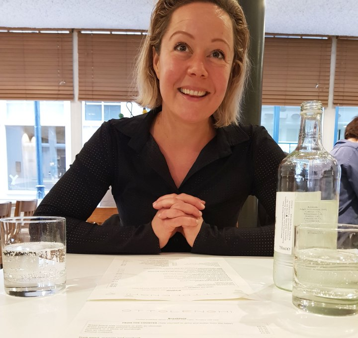 Ottolenghi foodie tour in Londen // Dutch Girl in London