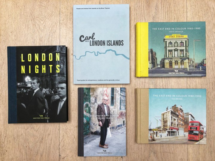 5 books about London