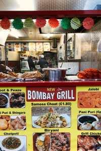 Curry restaurant in Whitechapel, London