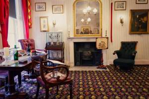 Room in the Charles Dickens Museum London