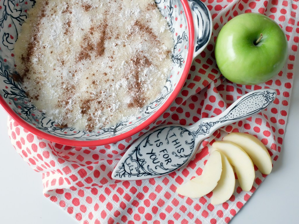 Oma's Dutch Apple Pie Gluten Free | Dutchie Love