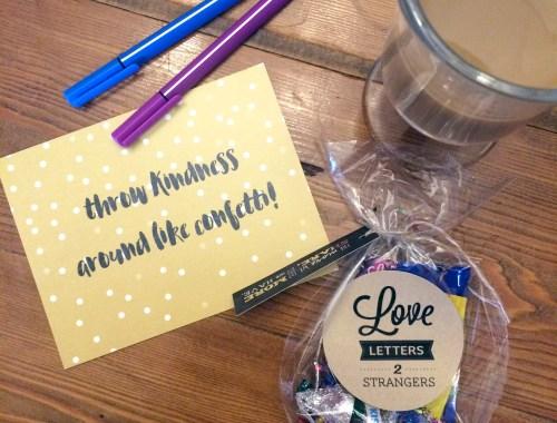 Love Letters 2 Strangers Edmonton Workshop | Dutchie Love