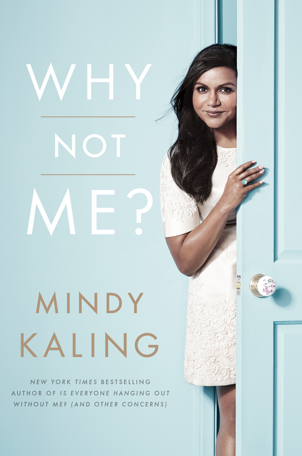 Female Biographies - Why Not Me? by Mindy Kaling | Dutchie Love