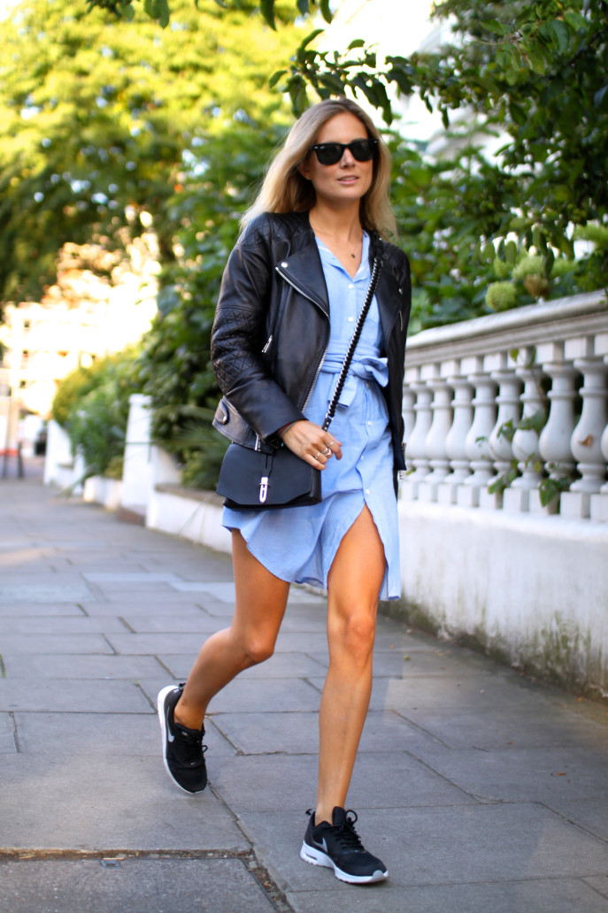 Shirt Dress Style Inspiration | Dutchie Love