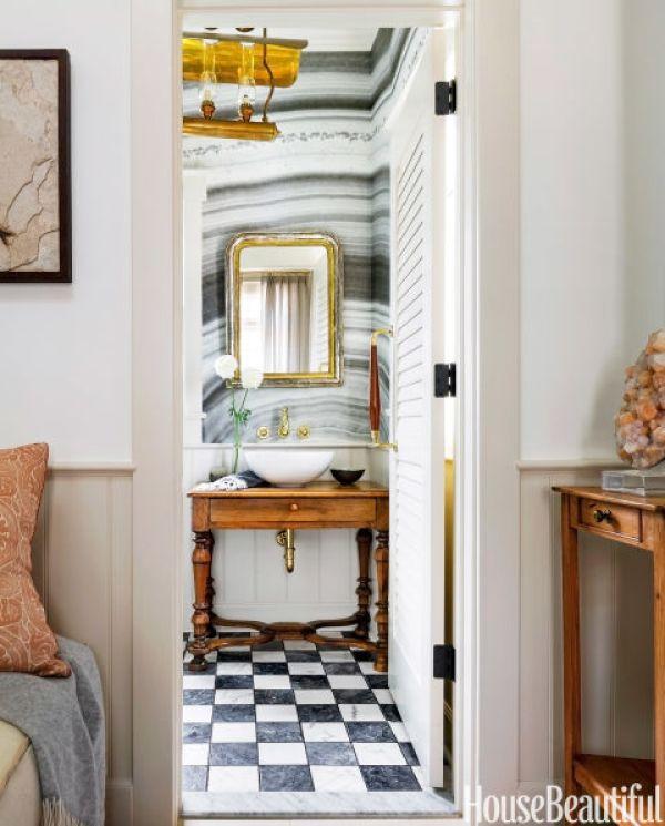 Agate Marble Bathroom | Dutchie Love