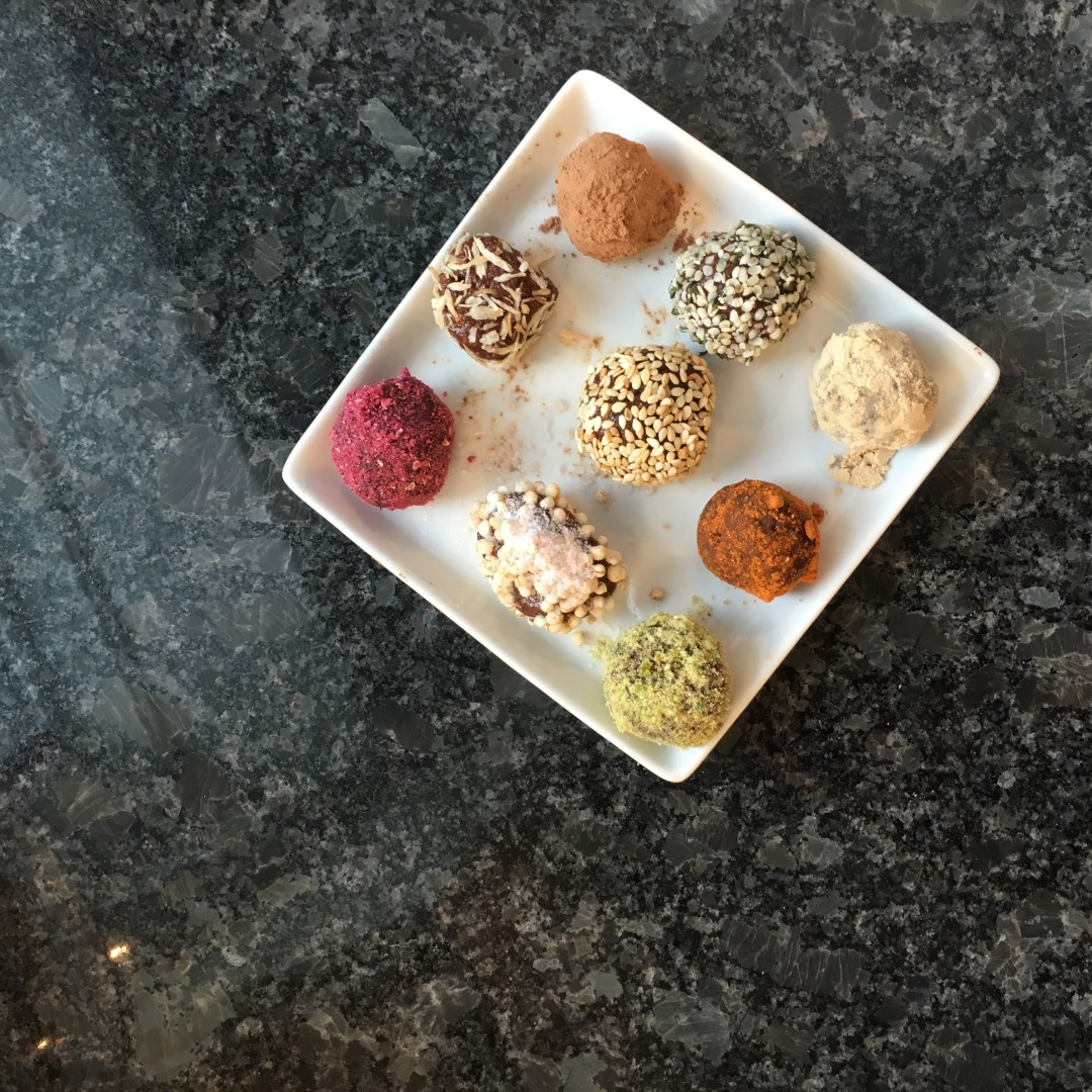 Valentines Day Cacao Truffles | Dutchie Love