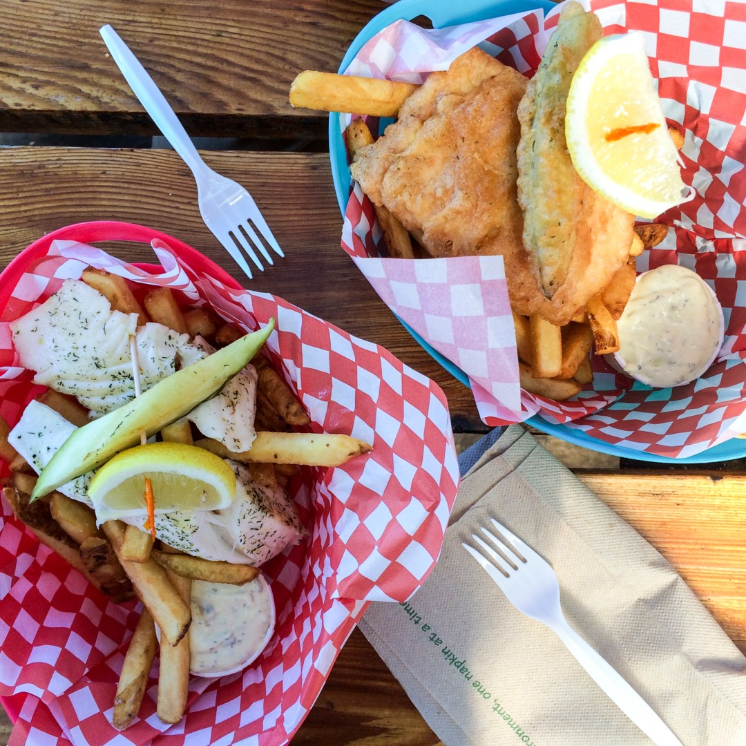 Tofino Big Daddy's Fish Fry | Dutchie Love