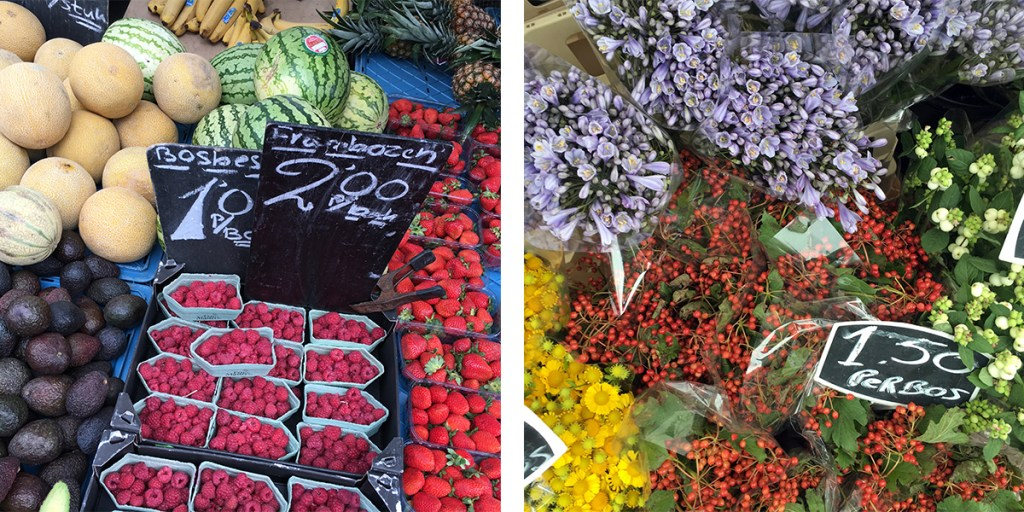 Albert Cuyp Market Amsterdam, Netherlands - Dutchie Love