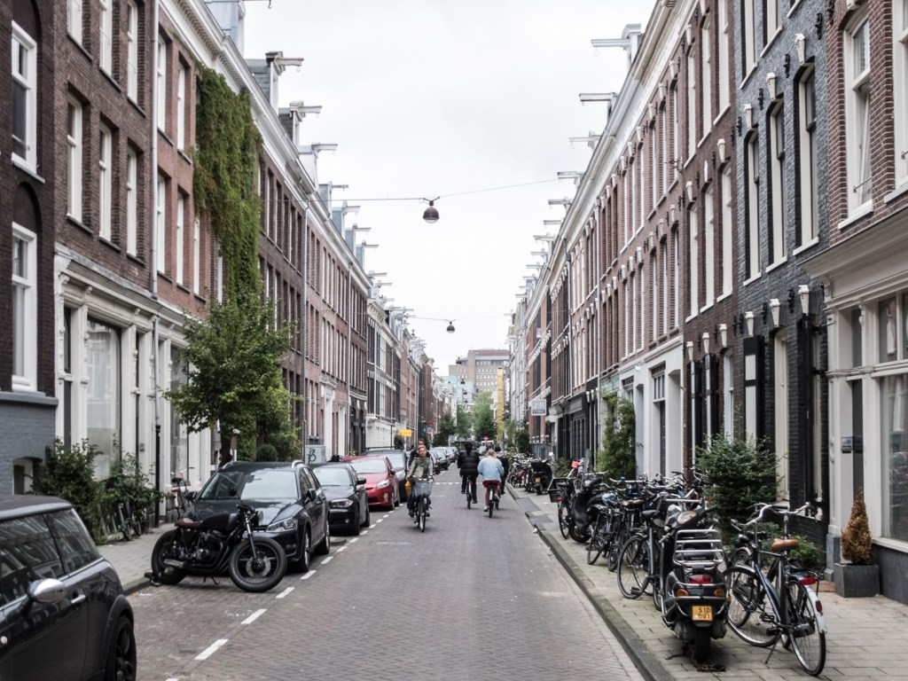 Govert Flinckstraat in Amsterdam, Netherlands - Dutchie Love