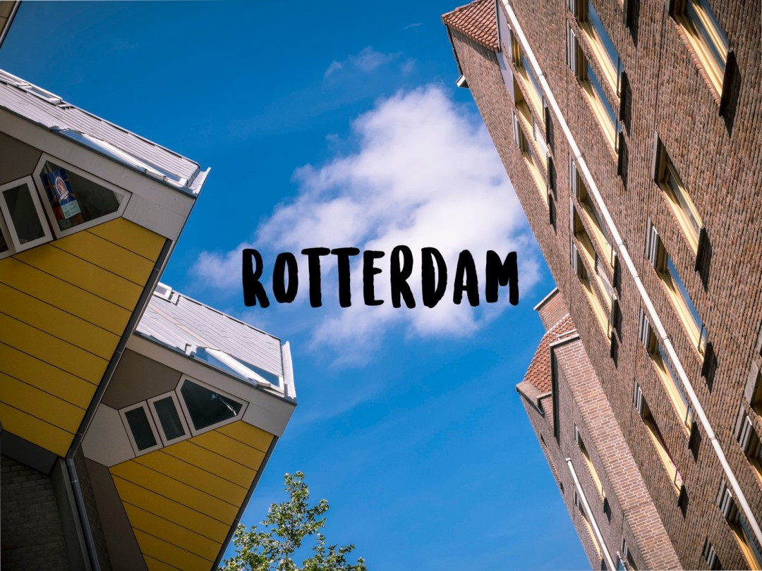 Rotterdam Dutchie Love