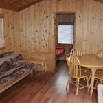 Moose Cabins Table