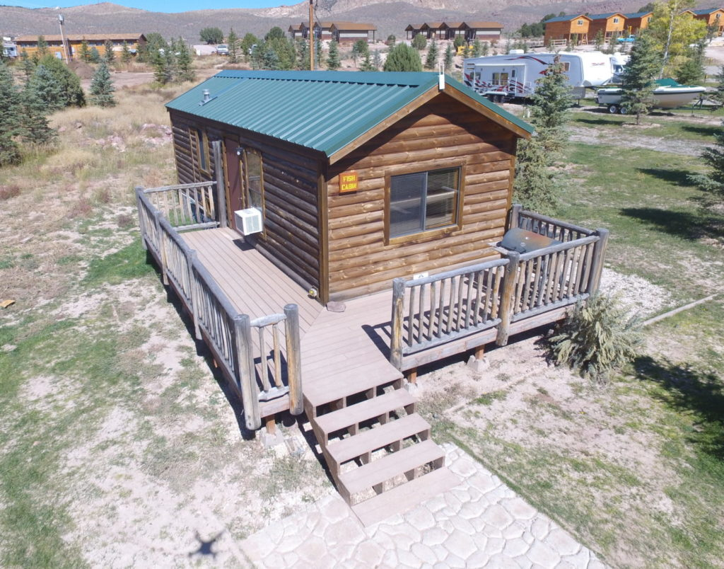 Moose/Fish Cabin Featured