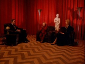 Twin Peaks - Red room