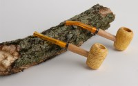 Another Dutch invention: the modern corncob pipe